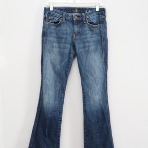 Seven for All Mankind A Pocket Bootcut Jeans